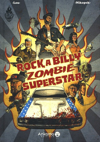 Rock, a Billy Zombie Superstar édition simple