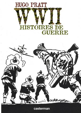 WWII, histoires de guerre édition simple