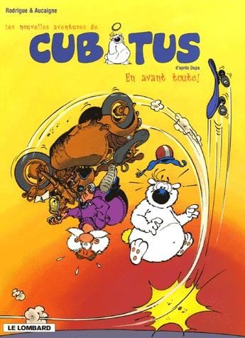Les nouvelles aventures de Cubitus édition simple
