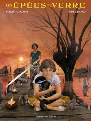 Les épées de verre T.2