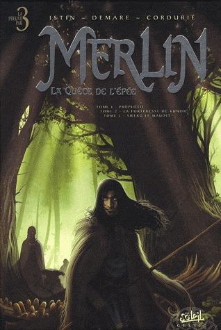 Merlin - La quête de l'épée édition intégrale