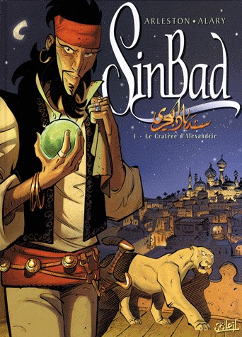 Sinbad édition simple