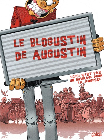 Le blogustin de Augustin édition simple