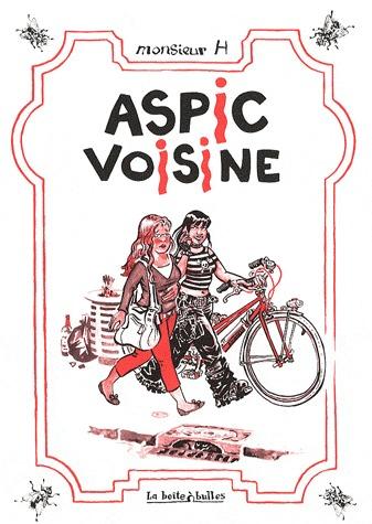 Aspic voisine édition simple