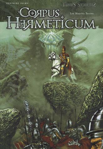 Corpus Hermeticum - Les hautes terres édition simple