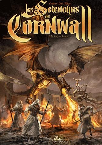 Les seigneurs des Cornwall