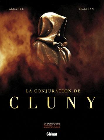 La conjuration de Cluny édition simple