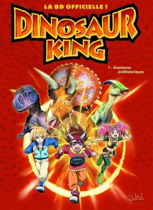 Dinosaur King édition simple