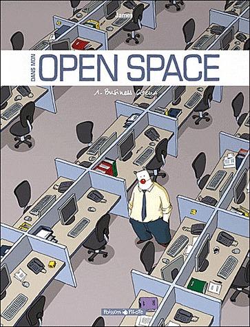 Dans mon open space édition simple