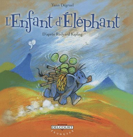 L'enfant d'éléphant édition simple