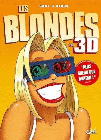 Les blondes édition Recueil 3D