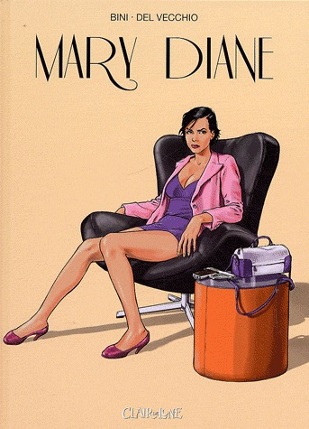 Mary Diane édition simple