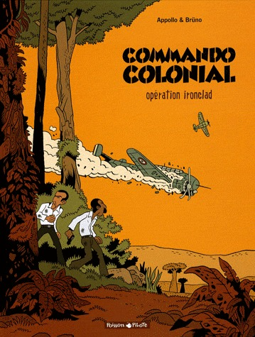 Commando colonial édition simple