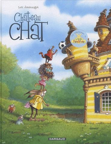 Château chat édition simple