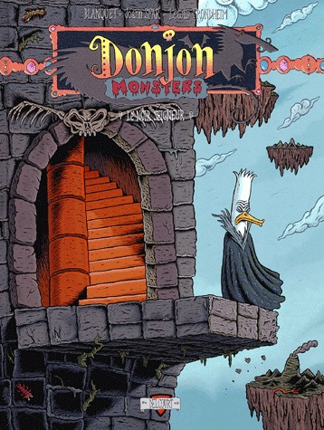 Donjon - Monsters T.4