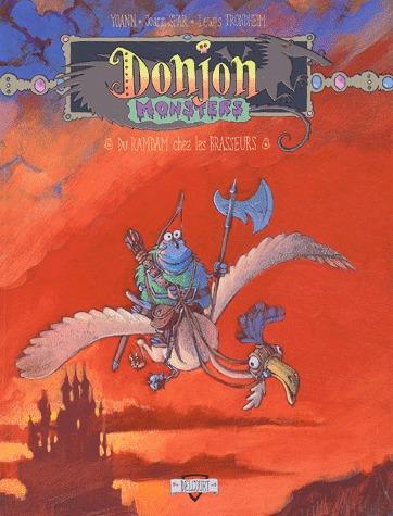 Donjon - Monsters 6 - Du ramdam chez les brasseurs