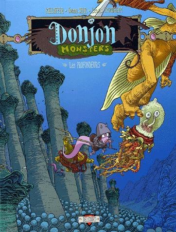 Donjon - Monsters 9 - Les Profondeurs