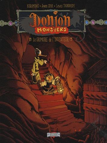 Donjon - Monsters T.12