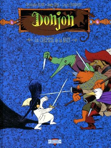 Donjon - Potron-minet