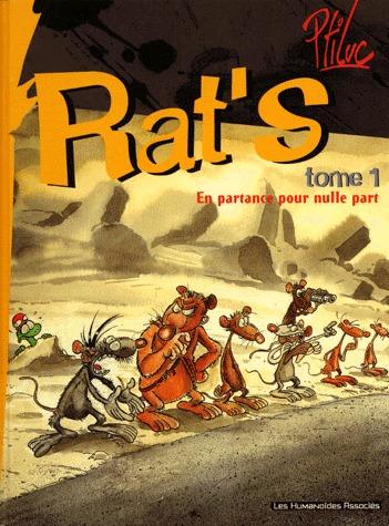 Rat's édition simple