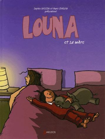 Louna et sa mère édition simple