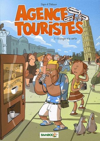 Agence touristes édition simple