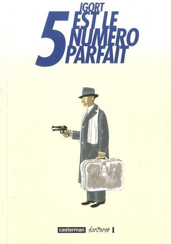 5 est le numéro parfait édition Réédition