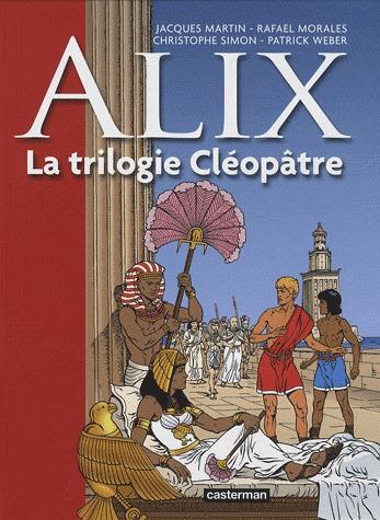 Alix édition Trilogies
