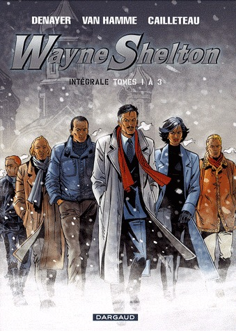Wayne Shelton édition intégrale