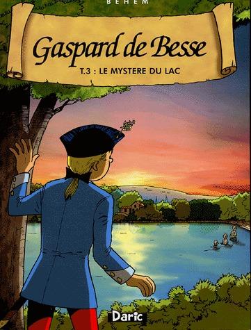 Gaspard de Besse 3 - Le mystère du lac