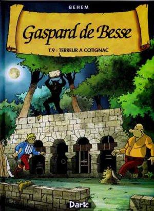 Gaspard de Besse 9 - Terreur à Cotignac