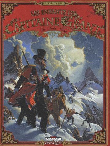 Les enfants du capitaine Grant, de Jules Verne T.1