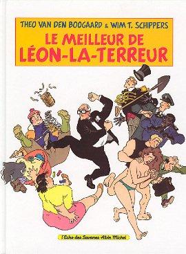 Léon-la-terreur édition hors série