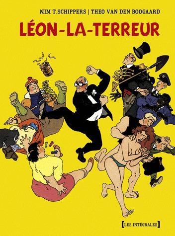 Léon-la-terreur édition intégrale