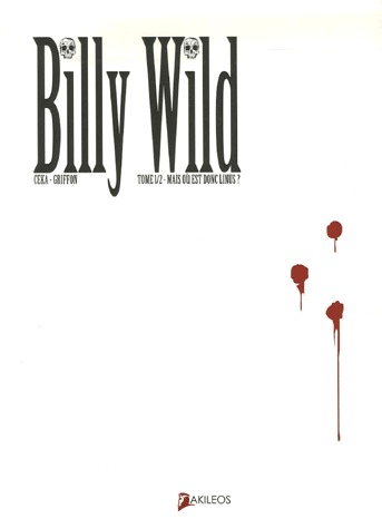 Billy Wild édition simple