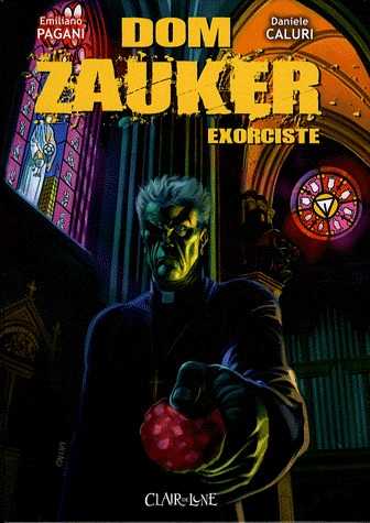 Dom Zauker, exorciste édition simple