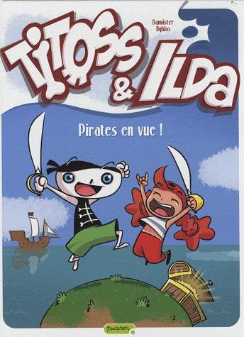 Titoss et Ilda édition simple