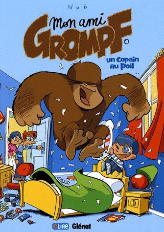 Mon ami Grompf 4 - Un copain au poil