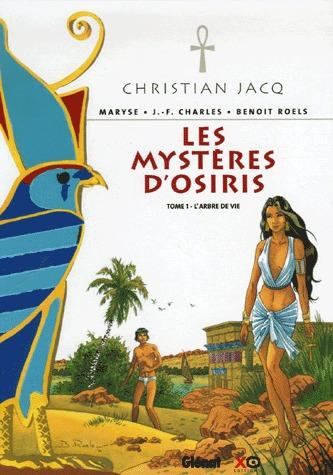 Les mystères d'Osiris édition simple