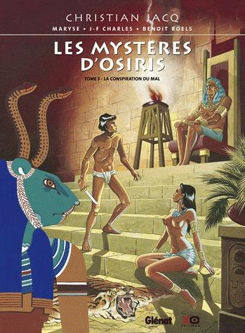 Les mystères d'Osiris 3