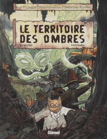 Les voyages extraordinaires d'Ambroise Kurilian édition simple