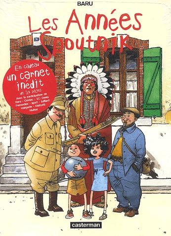 Les années Spoutnik édition coffret