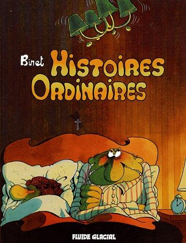 Histoires ordinaires édition Réédition