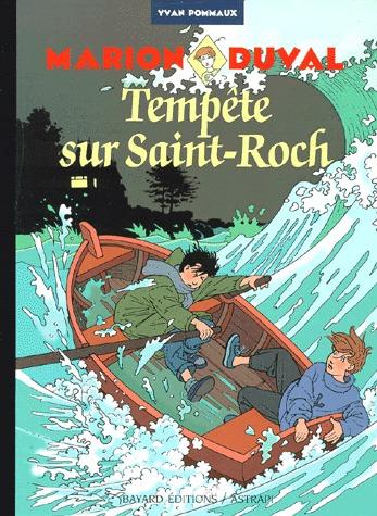 Marion Duval 5 - Tempête sur Saint-Roch