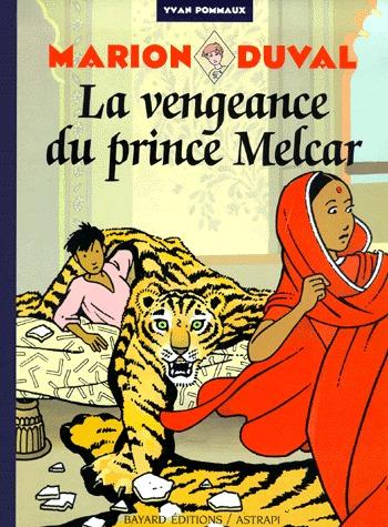 Marion Duval 8 - La vengeance du prince Melcar