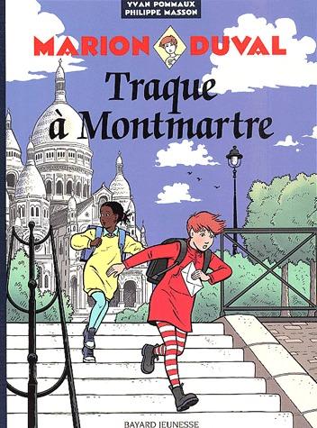 Marion Duval 11 - Traque à Montmartre