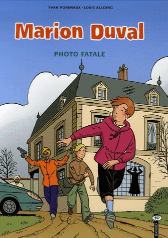 Marion Duval 16 - Photo fatale