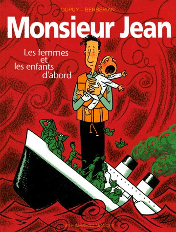 Monsieur Jean # 3 simple