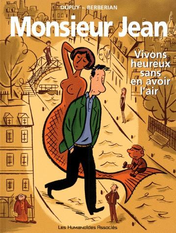 Monsieur Jean # 4 simple
