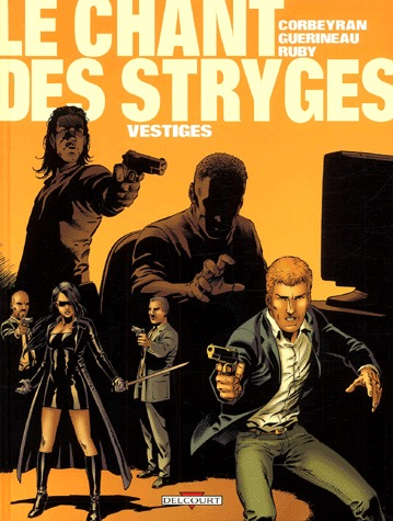 Le chant des Stryges # 5 simple